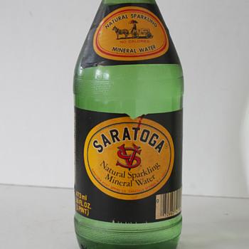 Saratoga Vichy Bottle…...