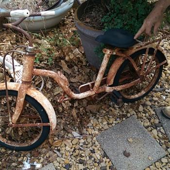 early bike origin un known