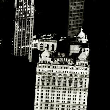 Book Cadillac Hotel, Detroit  - Photographs