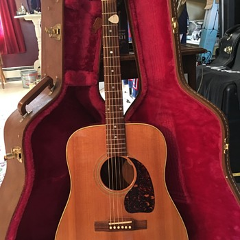 Gibson Gospel (1993 reissue) - Musical Instruments