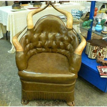 Reverse cowgirl chair? - Furniture