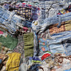 Iconic 1970's Landlubber Hippie Patched Denim Jeans