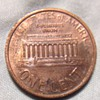 1993 Lincoln 1 C Penny - is this considered an error coin?