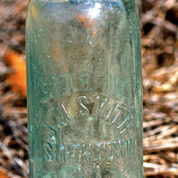 Smithtown L.I. Soda - Bottles