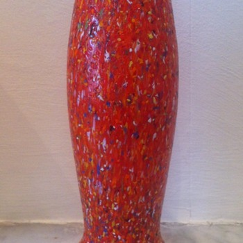 Another shape in the tango and glass chips story - Art Glass
