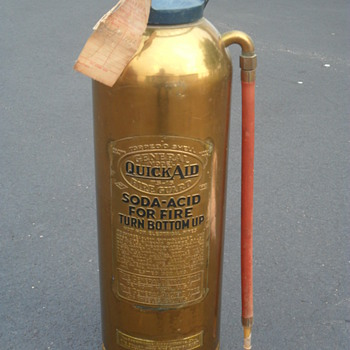 Fire Extinguisher from ..1950's?..