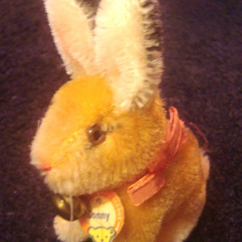 Steiff Stuffed Animals - Toys