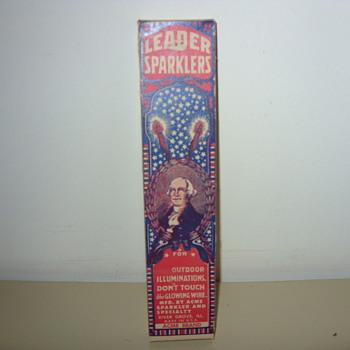 leaders sparklers - Advertising