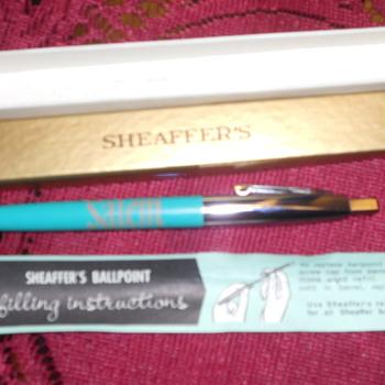 Sheaffers (SALEM) Pen
