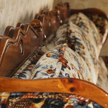 My Set of 3 piece Sofas by Crestline Valdese Circa 1980 - Furniture