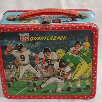1964 NFL Lunchbox