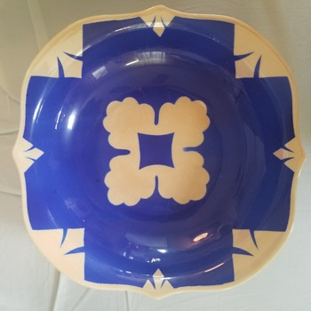Mysterious RS Germany (green) pattern  - China and Dinnerware
