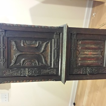 Cabinet from great aunt DuPont