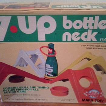 7 up Ring Toss Game