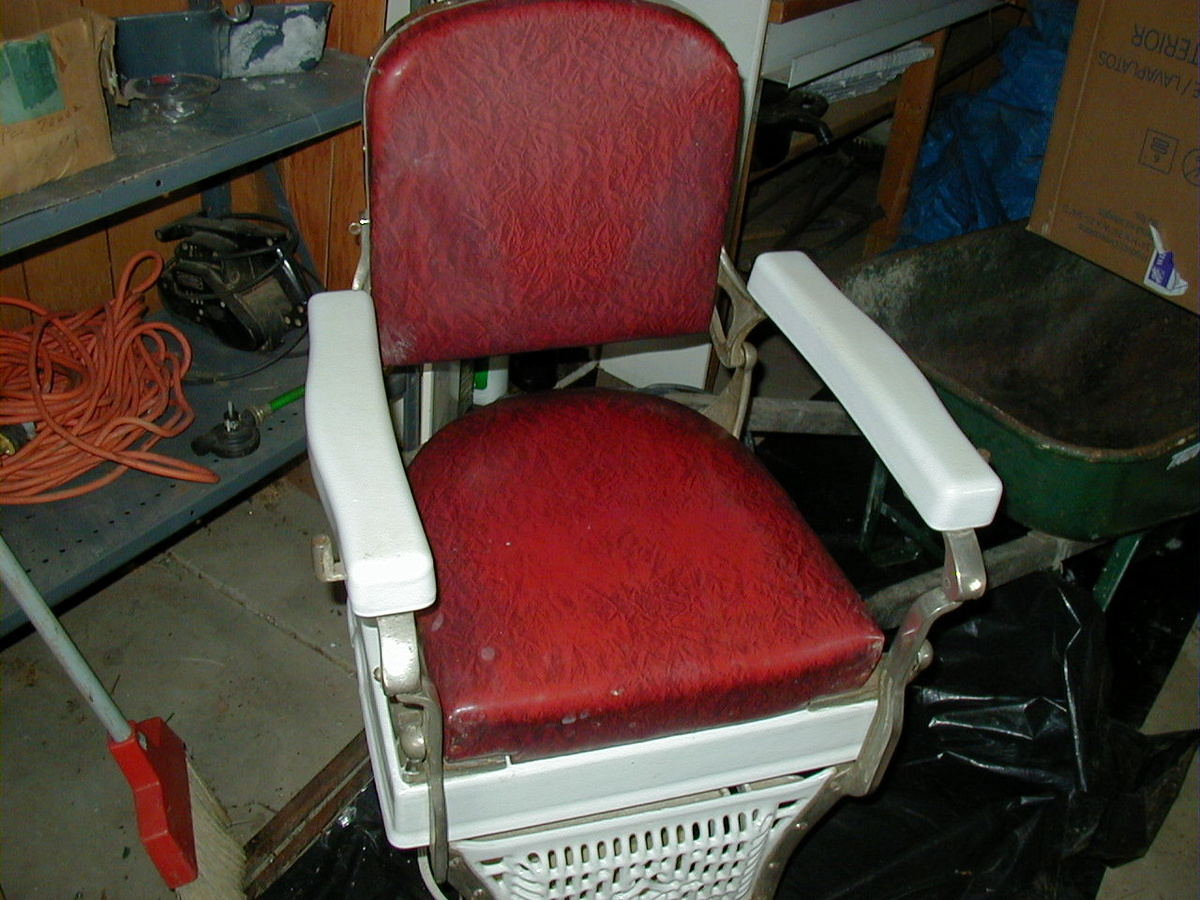 Koken barber chair serial number - Koken Barber Chair Koken Barber Chair 21