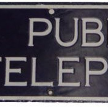 Illinois Bell Public Telephone - Telephones
