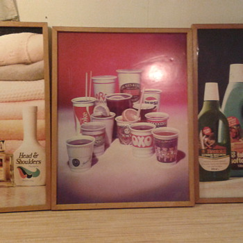Advertisement Posters - Advertising