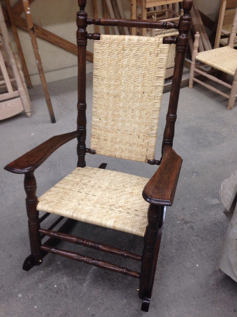 Surprising The Famous Southern Brumby Rocking Chair Collectors Weekly Caraccident5 Cool Chair Designs And Ideas Caraccident5Info