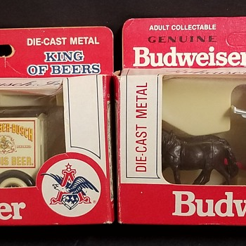 Budweiser Collectibles - Breweriana