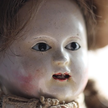 Johann Andreas Voit Antique Pauline Doll