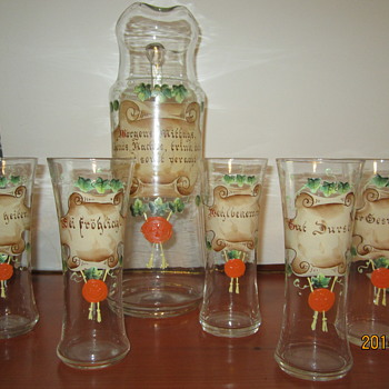 German Beer Set