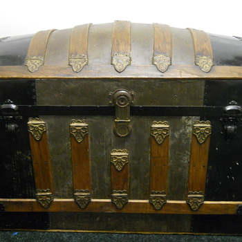 Antique Chest - Furniture