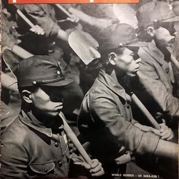 WAR-Japanese Perversion and Insanity. - Military and Wartime