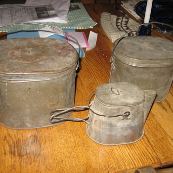 Military mess kit? - Military and Wartime