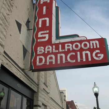 Cain's Ballroom, Tulsa, Oklahoma - Signs