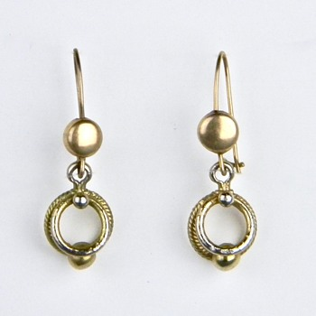 Pair of Earrings - Era/Time Period? - Fine Jewelry