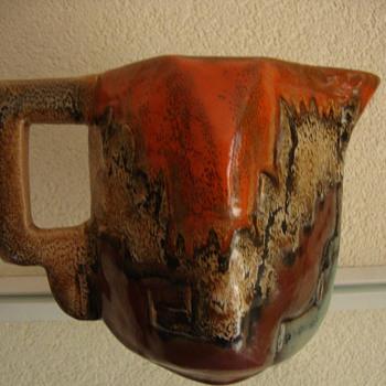 etta lempke jug 20s - Pottery