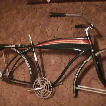 Late 40's Huffman Bicycle - Sporting Goods