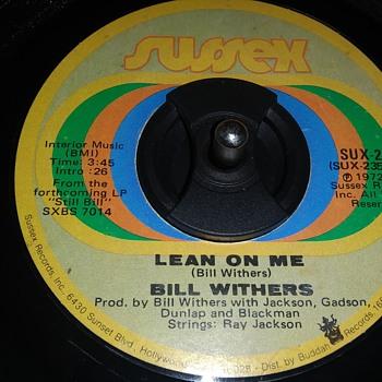 45 RPM SINGLE....#10 - Records