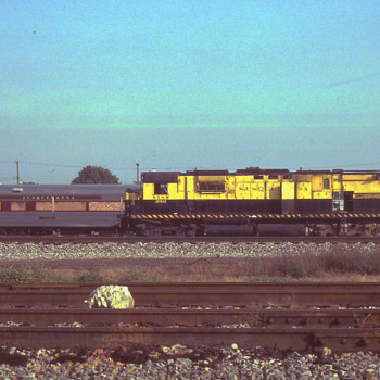 Binghamton, NY Railyards…mid 80s - Railroadiana