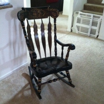 Antique And Vintage Rocking Chairs Collectors Weekly