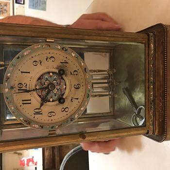 Caldwell Clock - Clocks