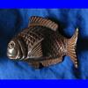Japanese fish okimono