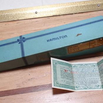 Hamilton Ross Box's better pictures