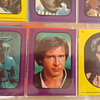 STAR WARS STICKERS 1983