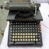 Smith Premiere Typewriter #10 with Octagonal Keys at Alameda
