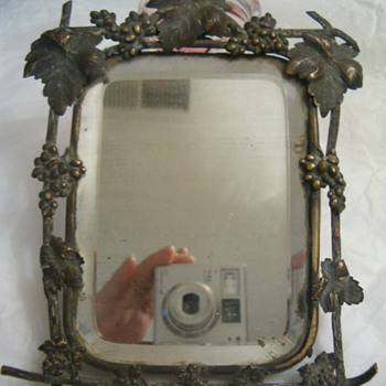 My G-Grandmother's Mirror