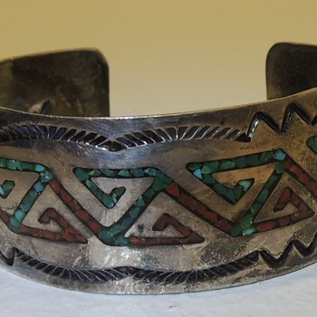 Mexican or Native American Cuff - Any opinions? - Silver