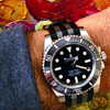 Watches...Jeopardy question- what else do you collect?
