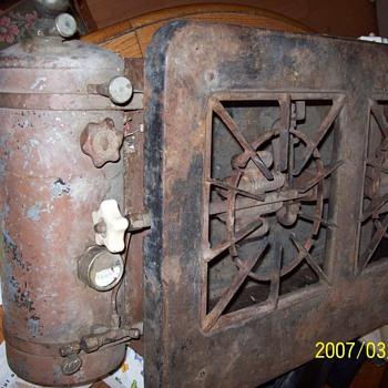 American Antique Kitchen Kook - Kitchen