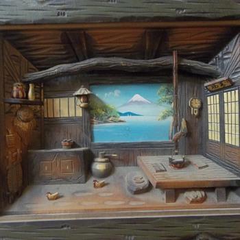 3D Japanese Scene - Asian