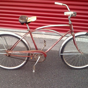 B.F.Goodrich bicycle age unknown