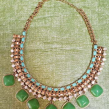 seeking to learn about jewelry style descriptions - Costume Jewelry