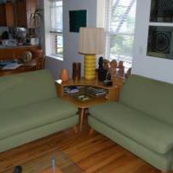 Heywood  Wakefield Sectional  - Furniture