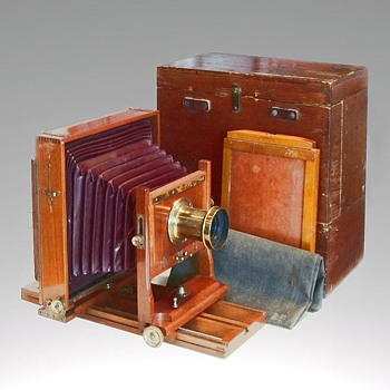 Anthony Clifton Camera, 1898 – 1906