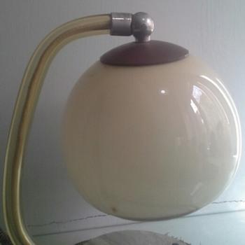 """""""kunstglas arnstadt"""" bed side lamp - Lamps"""